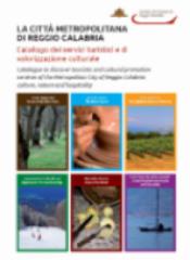 Catalogo dei servizi turistici e di valorizzazione culturale della Città metropolitana di Reggio Calabria